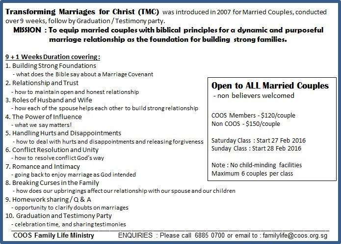 biblical principles for marital conflicts Journal of dispute resolution volume 1987|issue article 4 1987 peacemakers: biblical conflict resolution and reconciliation as a model alternative to litigation.